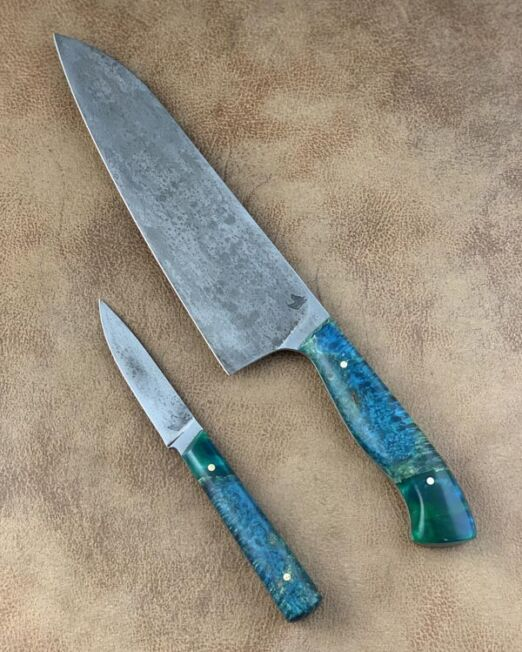 Kitchen Knife bare-bones set