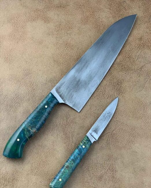 2 pcs chef knife set