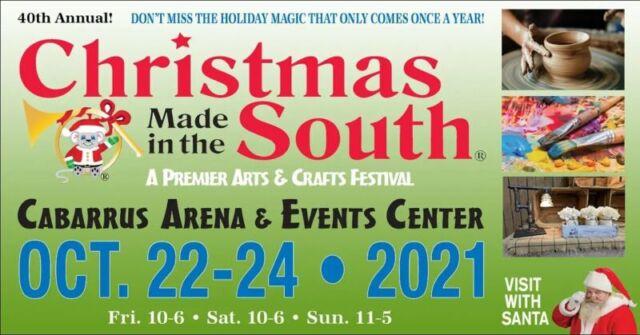 ChristmasMadeinthe south